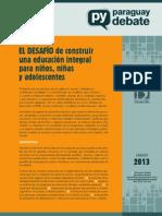 Brief 5 Educacion