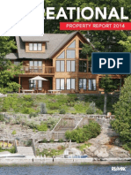 Canadian Recreational Property Report