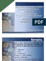 Ejemplos de La EBM