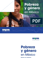 Pobreza y Genero en México