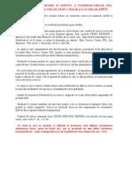 PROCEDURA de TRIMITERE a Notebook-urilor PDA-urilor Smartphones EeePC, Tabletelor Si LCD-urilor ASUS in SERVICE