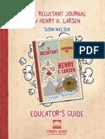 The Reluctant Journal of Henry K. Larsen Guide