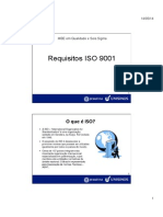 Aula Requisitos ISO 9001.