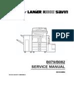 Ricoh AF 2035 2045 Service Manual