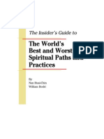 Best and Worst Spiritual Practices