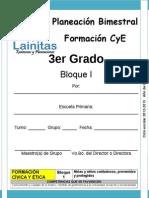 3er Grado - Bloque 1 - Formación CyE
