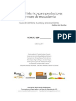 Manual Macadamia
