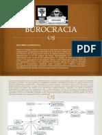 Teoria de La Burocracia