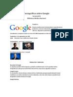 Factográfico Sobre Google