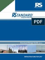 RStandard Composite Utility Poles Metric Design Guide