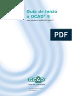 OCAD9 GettingStarted Esp