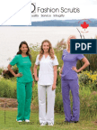PRO Scrubs & Excel Scrubs Summer 2014 Catalog