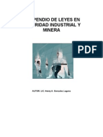 Compendi de Leyes en Seguridad Minera e Industrial