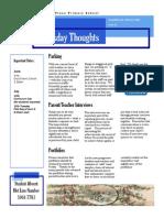 Newsletter 26-06-2014