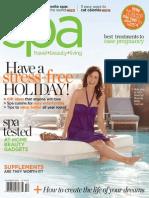 Spa Magazine decembrie 2012