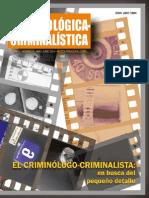 Visión Criminológica-Criminalística 6