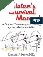 002 Richard Norris - The Musicians Survival Manual