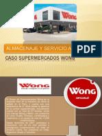 Caso Supermercados Wong-logistica