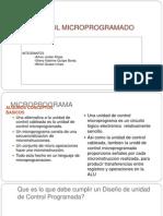 Unidad de Control Microprogramada (1)