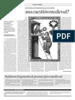2014-06-06 -Piropos, Una Cuestión Medieval