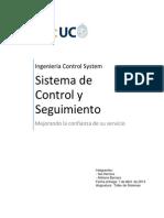 Ingeniería Control System