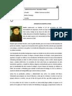 Biografia Lutero