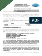 editalSelecao_alunosregulares_2012