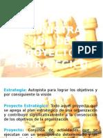 Administracion de Proyectos Estratégicos 2013