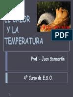 14 - Calor y Temperatura