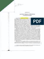 5 Gestión Pública Conceptos e Instituciones