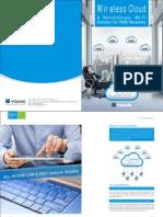 Wireless Cloud SMB Wi-Fi Solutions