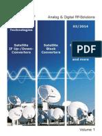 Satcom Technologies Volume 1 v125