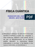 Física Cuántica Max Planck