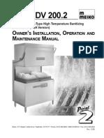 Manual - DV 200.2 122106