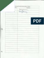 planning sheet2