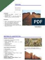 2- Arquitetura Do Oriente Antigo - Mesopot-mia