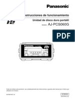 Hd p2 Panasonic Español