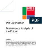 PMO2000® analisys of the future