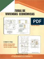 Diseño Estructural de Una Vivienda Economica - 2da Parte