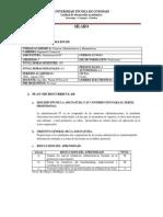 ICOM401 Administración IV