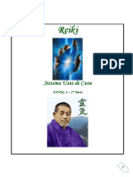 Manual Reiki Nivel 1 1ª PARTE