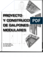 125322651 Proyecto y Construccion de Galpones Modulares PDF