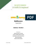 Manual Tecnico Mym System1