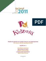 Kidzania Premio Nacional de Calidad 2011