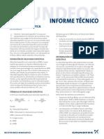 IT-09 Velocidad Especifica