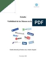 Estudio Visibilidad de Los Museos en La Web 2.0