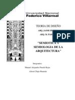 Semiotica y Semiologia Trabajo Unfv