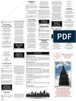 June 29, 2014 Worship Folder