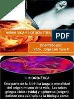 Moral Vida Cap 1 (1) Biogenética