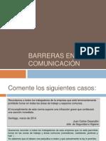 2- Las Barreras en La Comunicación